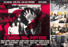 A Year of Spy Films 360/365 Z (1969 France / Algeria) The International Spy Film Guide Score: 9/10 #isfg #spyfilmguide #costagavras #yvesmontand #greece #spymovie #spyfilm https://www.kisskisskillkillarchive.com