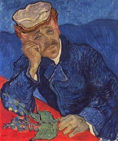 Postimpressionisme/Expressionisme. Vincent van Gogh. Dr Cachet. Laatste…
