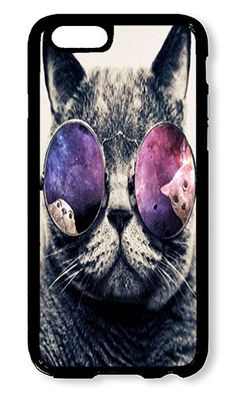 Iphone 6 Case AOFFLY® Galaxy Hipster Cat Black PC Har... https://www.amazon.com/dp/B0126SUS46/ref=cm_sw_r_pi_dp_9M4zxbBBMZP0R
