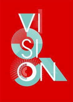 discover - typo/graphic posters