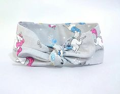 Check out this item in my Etsy shop https://www.etsy.com/listing/532833852/unicorn-baby-headband-gray-unicorn