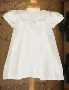 Silk Sailor Style Dress, New from Emile et Rose at Little Whispers