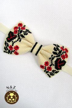 Пошук новин за запитом #аксесуар Headband Hairstyles, Diy Clothes, Hair Clips, Cross Stitch, Bows, Tie, Embroidery, Crochet, Fabric