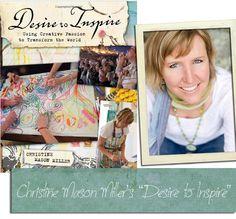 "Book: ""Desire to Inspire"""