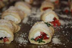 Christy: New Year: Appetizer Ideas Parmesan Bites