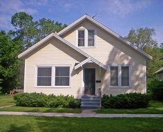 Muskegon County Habitat for Humanity House #43 - Muskegon (2001 rehab sponsored by Nelson Neighborhood)    http://muskegonhabitat.org/homeownership