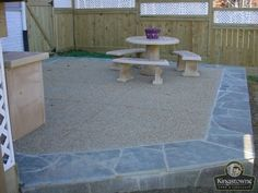 Best Exposed Aggregate Driveway With Charcoal Coloured 400 x 300