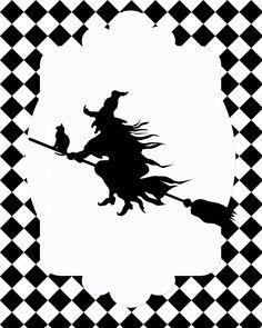 measuredbytheheart.com:  free halloween printables