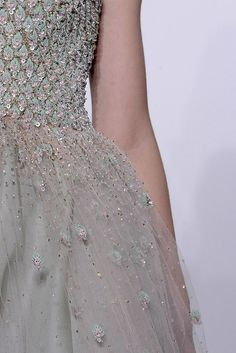 Embellished Couture Gown