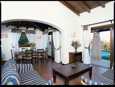 Salotto Villa Flaminia