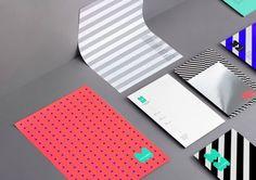 POM POM Branding by Reynolds & Reyner | Inspiration Grid | Design Inspiration
