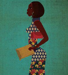 The No. 1 Illustrator: Malika Favre