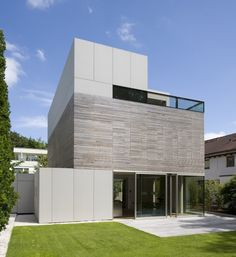 Lynx Architecture Haus KA Foto: Gunter Bieringer