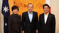 Prime Minister Tony Abbott and his Japanese counterpart Shinzo Abe are preparing to sign a historic free trade agreement today.