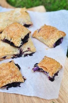 Ciasto francuskie, ricotta i jagody. Deser w 30 minut!   Make Cooking Easier