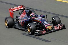 Max Verstappen Torro Rosso 2015