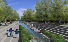 ecology water channel design - Google Search