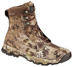 Shop the Shop department for Ariat FPS Waterproof Hunting Boots for Men - Kryptek Highlander today from Bass Pro Shops, your source for quality. Hunting Rain Gear, Hunting Clothes, Waterproof Hunting Boots, Tac Gear, Gear 2, Battle Dress, Camouflage Patterns, Camo Outfits, Future Fashion