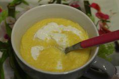 Mamaliga from Kosher Home Cooking Romanian Food, Romanian Recipes, Cooking, Ethnic Recipes, Desserts, Dairy, Kitchens, Cucina, Tailgate Desserts