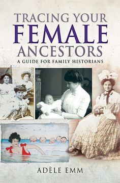 You know when you're at a conference it's not easy to get past the book booth. Found this one that's been recently published. Tracing your female Ancestors. What a great book to understand your female ancestors and the context of their time. Local History, History Books, Family History, Great Books, New Books, Books To Read, Napoleonic Wars, Adventure Quotes, Life Is Hard