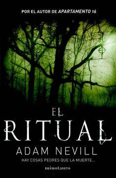 El ritual, de Adam Nevill.