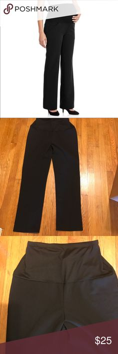 e104d9fd75106 Maternity paints Maternity Oh ! mama black supper soft maternity pants nice  and comfortable price to sell measurements inseam front rise back rise Oh!