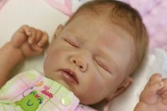 Poppy by Romie Strydom Reborn baby doll Kit (rare and sold out) limited edition
