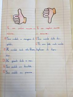 I primi giorni di scuola accoglienza parte seconda for Maestra carmelina classe seconda