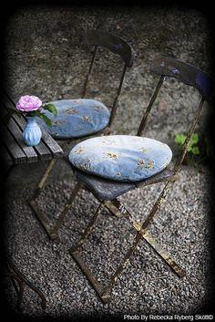 flowers+cushion