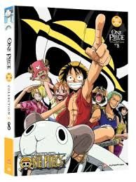 One Piece DVD Collection 8 #RightStuf2013