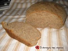 Healthy Cooking, Cooking Recipes, Recipe Images, Greek Recipes, Banana Bread, Desserts, Food, Breads, Life