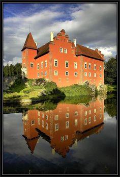 Cervena Lhota Castle, Cervena Lhota, Czech Republic Copyright: Csaba Witz