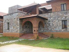 brick and stone construction