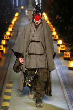 FALL 2007 MENSWEAR  John Galliano