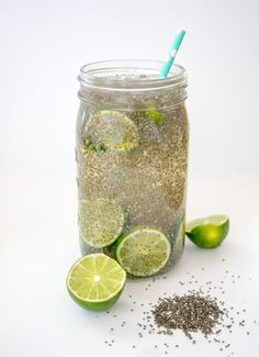 SportsDrink Chia Fresca. The Tarahumara tribe of Mexico use it to run 50 -100 miles at a time!!