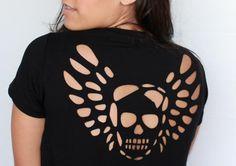 Camisetas Customizadas (60 fotos) « Dona Giraffa