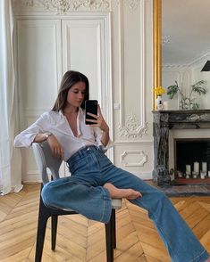 Comfortable Summer Outfits, Cute Casual Outfits, Modern Style Outfits, Comfortable Fashion, Cute Jean Outfits, Outfits With Jeans, Hipster Style Outfits, Cute Party Outfits, Sporty Chic Outfits