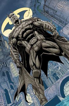 Batman: The Dark Knight #19- Ethan Van Sciver