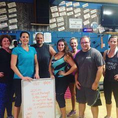 #hiitclass #hiitworkout #getyourfitnesson #fitness #friends #fun #fitspiration #fitfam #gym #gymlife #determination #motivation #results #progress #hardwork #groupfitness #teamfit #fun #funfitness #strongwomen #strongmen #weallinittogether #fit #strong #healthy #stayfit #fitgang #werock by blueyedbombshell01