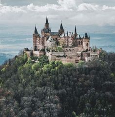 """whitefireprincess: """" Hohenzollern Castle whitefireprincess: """" Hohenzollern CastleYou can find Medieval castle and more on our website. Beautiful Castles, Beautiful World, Beautiful Places, Places To Travel, Places To Go, Germany Castles, Fantasy Castle, Princess Aesthetic, Wow Art"""