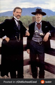 Western Comics, Tombstone Quotes, Wyatt Earp Tombstone, Kurt Russell Tombstone, Old West, Movies Showing, Movies And Tv Shows, Ill Be Your Huckleberry, Cowgirls
