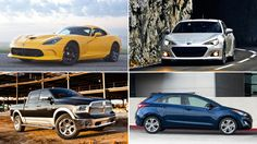 Auto Excellence Awards: Our 10 favorite cars of the year. #2012