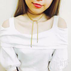 大人気の スタッズ スエード チョーカー 2way ♡♡♡ ネックレス・ペンダント le dite ハンドメイド通販・販売のCreema