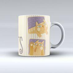 Mug Love Cats - Imaginaerum Regalos Bogotá - Diseños Originales