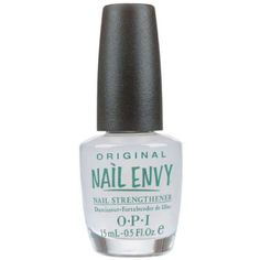 OPI Nail Envy Treatment - Original (15ml) ($26) ❤ liked on Polyvore featuring beauty products, nail care, nail treatments, opi nail care, opi and opi nail treatment