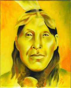 fine oil native american paintings | Wanstall Painting by Robert Martinez - Wanstall Fine Art Prints and ...