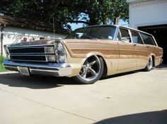 Ford Wagon ! My family saw many vactions in one of these. ..