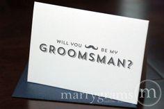 Va a ser mi padrino tarjetas, mejor hombre, portador del anillo, Usher w bigote-pedir padrinos de boda para tu boda-tarjetas de la marina de guerra, plata, verdes (juego de 8) de marrygrams en Etsy https://www.etsy.com/es/listing/174295548/va-a-ser-mi-padrino-tarjetas-mejor