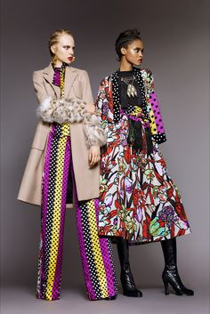 Duro Olowu Londra - Collections Fall Winter 2015-16 - Shows - Vogue.it