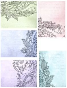 Free Pretty Printables for Project Life from scrappystickyinkymess